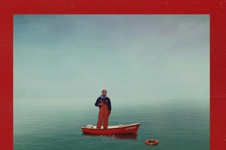 "Lil Yachty's ""Lil Boat"" cover art"