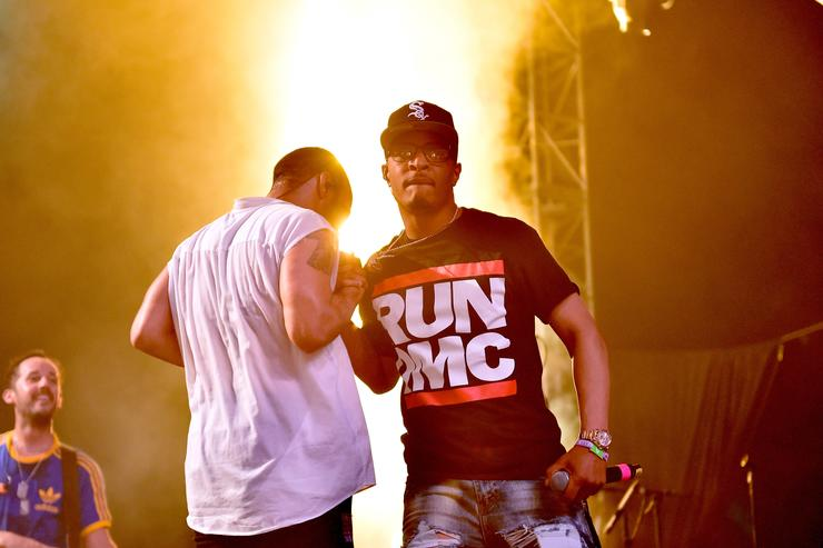 T.I. At Coachella 2016