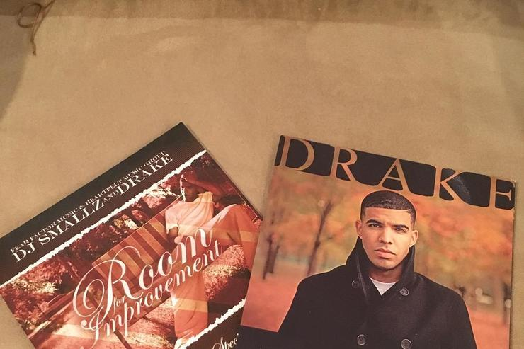 "Drake Teases ""Room For Improvement"" & ""Comeback Season"" Vinyl Reissues"