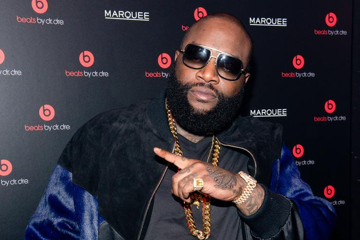 Beats By Dr. Dre Special Event At Marquee New York Rick Rossz
