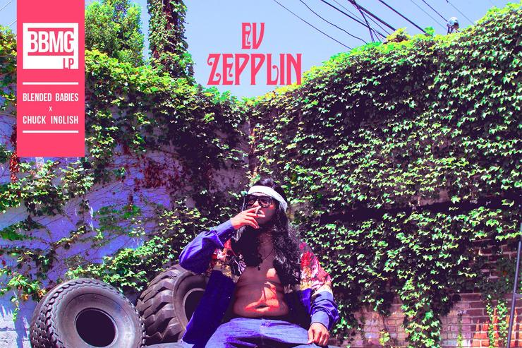 album cover for Ev Zepplin