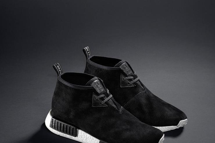The adidas NMD Chukka.