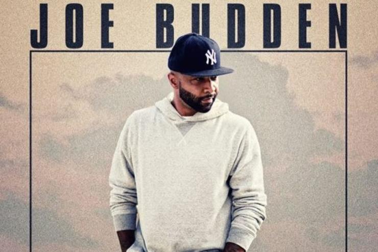Joe Budden tour flyer