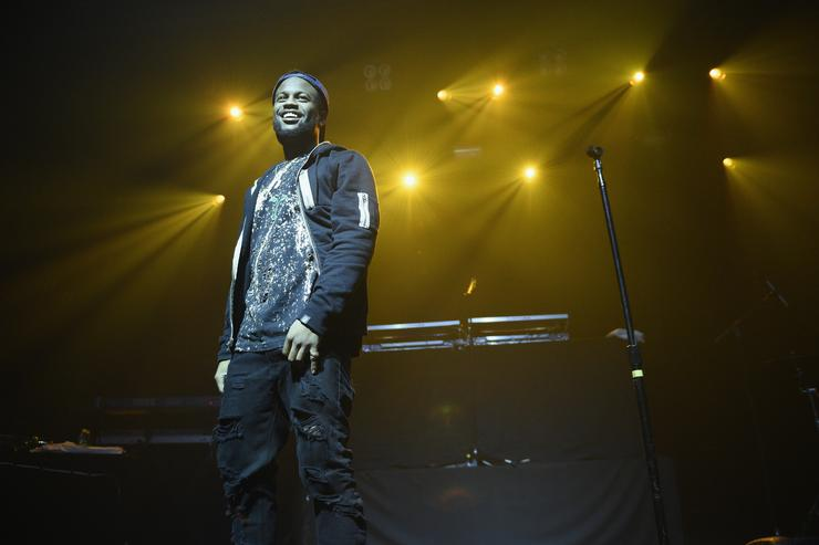 Casey Veggies at a TIDAL event