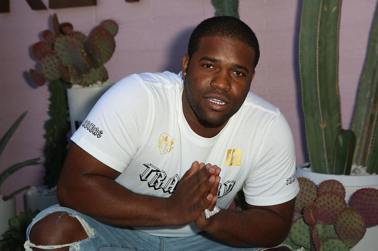 ASAP Ferg at REVOLVE Desert House