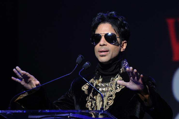 Prince at The Apollo Theater