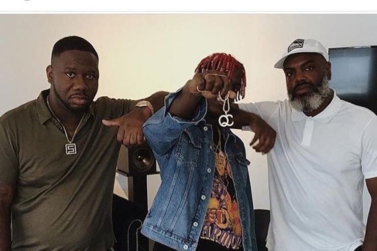 Lil Yachty & Quality Control CEO's