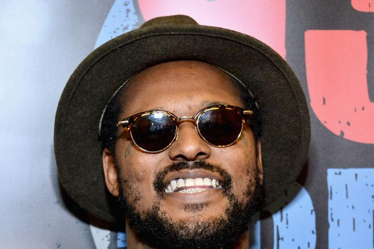 ScHoolboy Q at the BET Awards