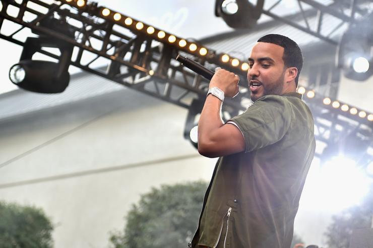 French Montana at 'EpicFest 2016'