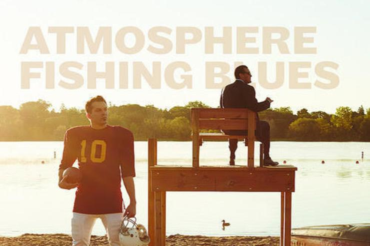 """album cover for Atmosphere's """"Fishing Blues"""" LP"""