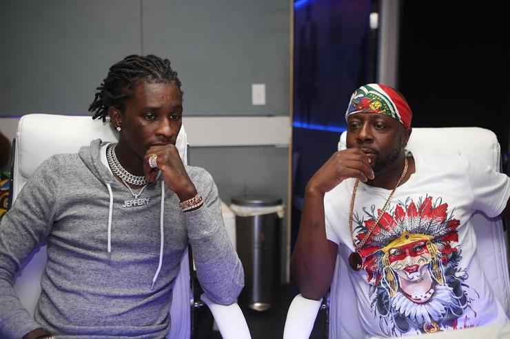 Young Thug & Wyclef Jean