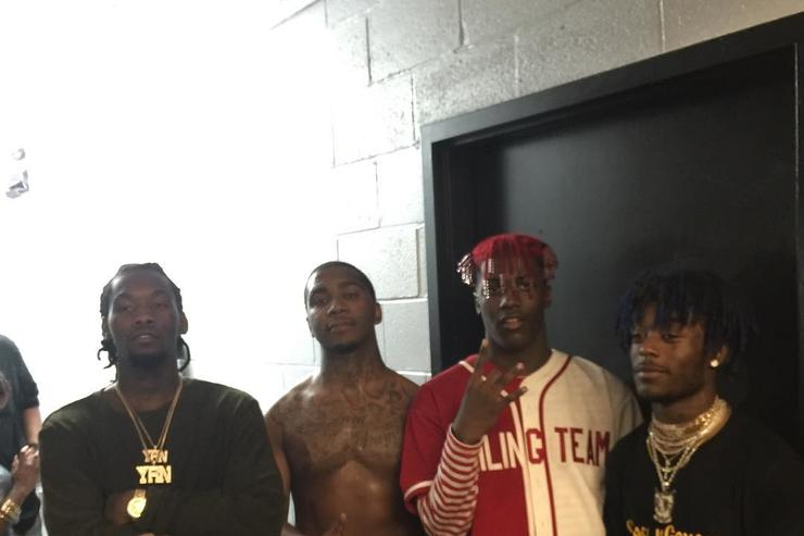 Lil Yachty's special guests.