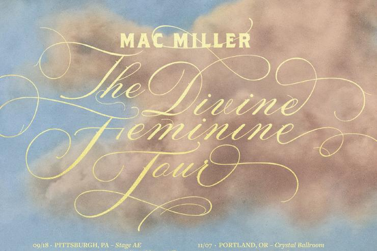 Mac Miller tour dates