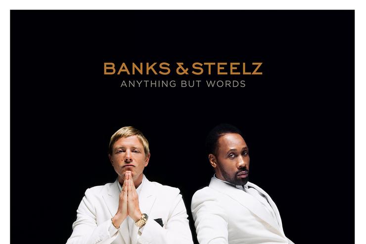 Banks & Steelz album cover