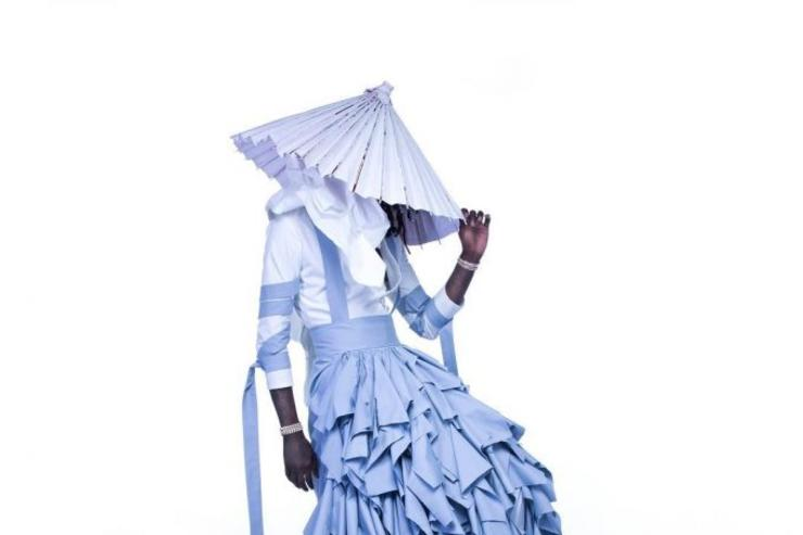 """Young Thug's album cover for """"Jeffrey"""""""