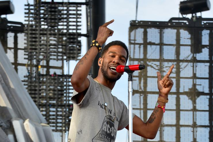 Kid Cudi at 2014 Coachella