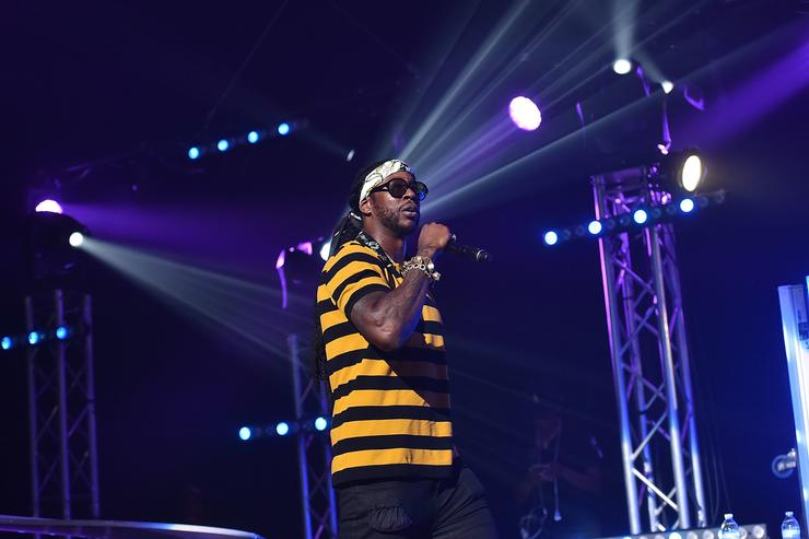 2 Chainz performing