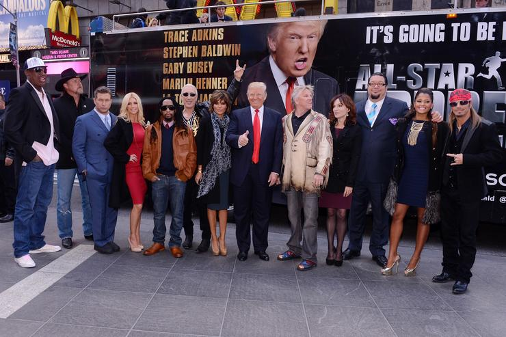 Donald Trump & All-Star Celebrity Apprentice (2012)