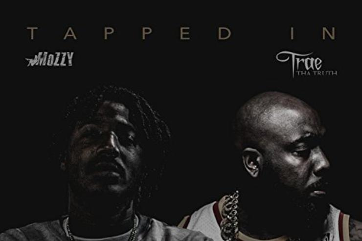 """album cover for MOzzy & Trae Tha Truth's """"Tapped In"""""""