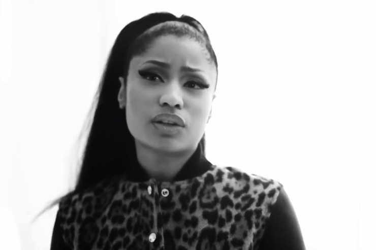 still frame of Nicki Minaj