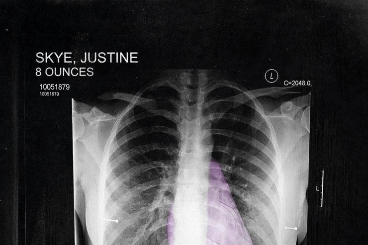 album cover for Justine Skye
