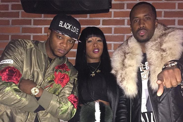 Remy Ma, Safaree & Papoose
