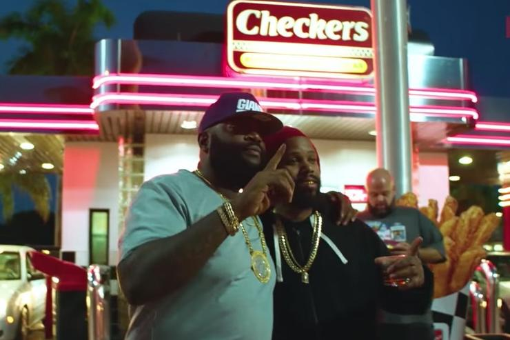 Rick Ross & Checkers