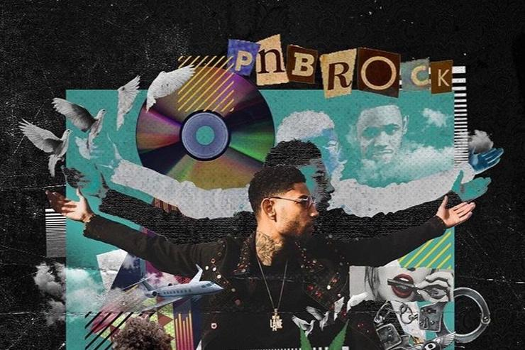 PnB Rock album cover