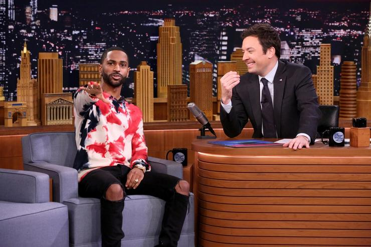 Big Sean on Fallon