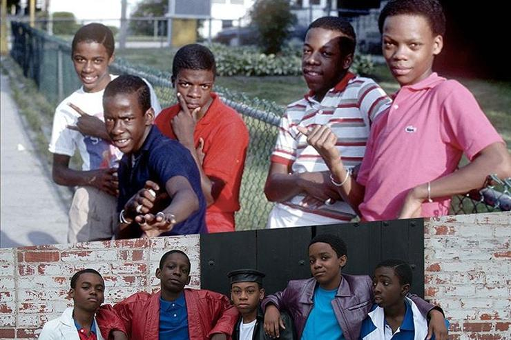 BET's #NewEdition flyer