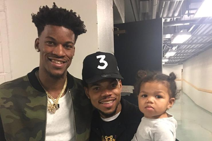 Jimmy Butler x Chance The Rapper