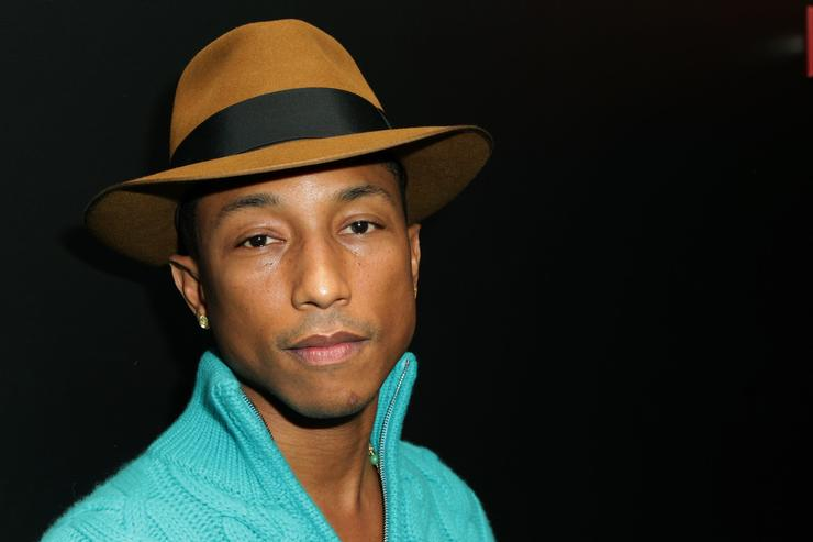 Surprise! Pharrell Williams and Wife Helen Lasichanh Welcome Triplets