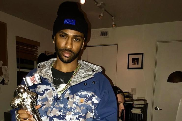Eminem Snaps On Big Sean's