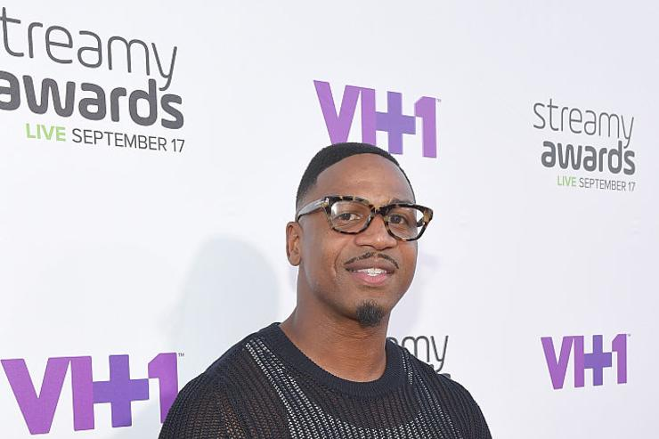 TV personality Stevie J attends VH1's 5th Annual Streamy Awards at the Hollywood Palladium on Thursday, September 17, 2015 in Los Angeles, California.