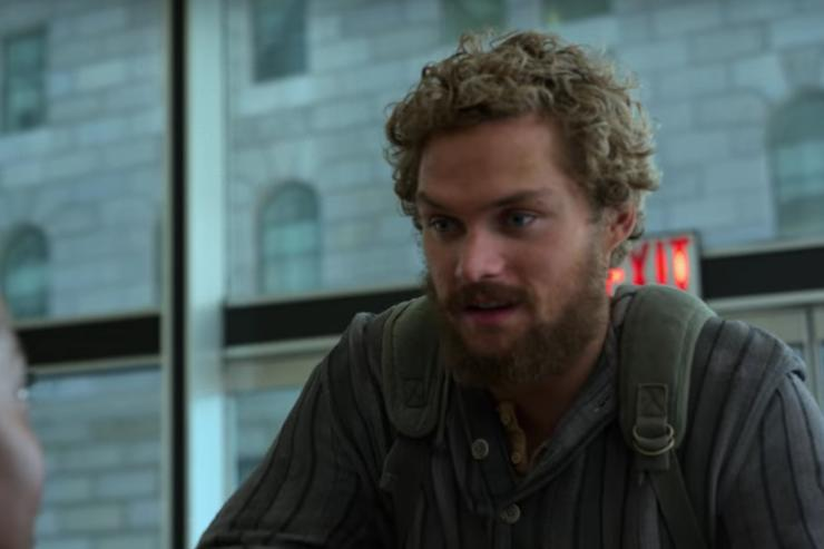 "Marvel x Netflix ""Iron Fist"""