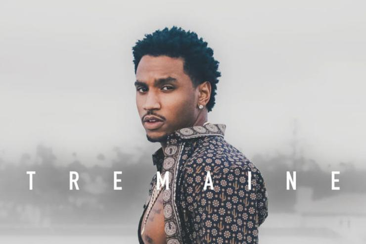 Tremaine album cover