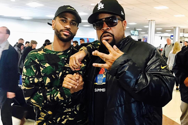 Big SEan & Ice Cube
