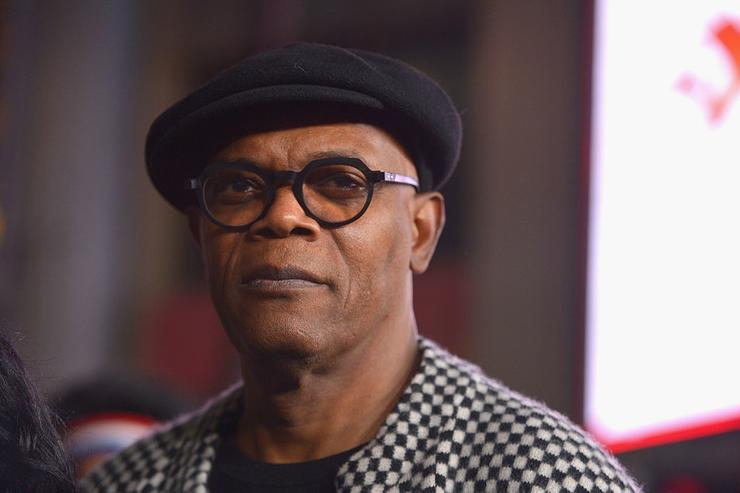 Actor Samuel L. Jackson attends the LA Premiere of the Paramount Pictures title 'xXx: Return of Xander Cage' at TCL Chinese Theatre IMAX on January 19, 2017 in Hollywood, California.