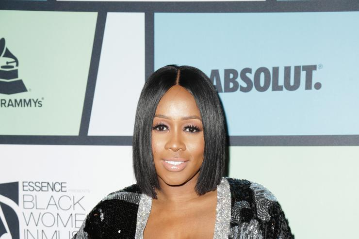 Remy Ma at 2017 Essence Black Women in Music