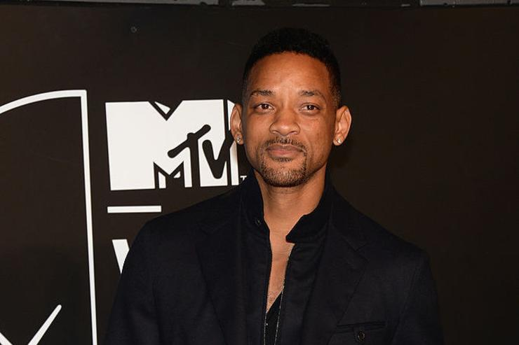 Actor Will Smith attends the 2013 MTV Video Music Awards at the Barclays Center on August 25, 2013 in the Brooklyn borough of New York City.