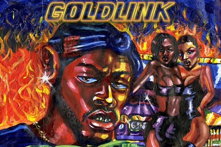 Goldlink album cover