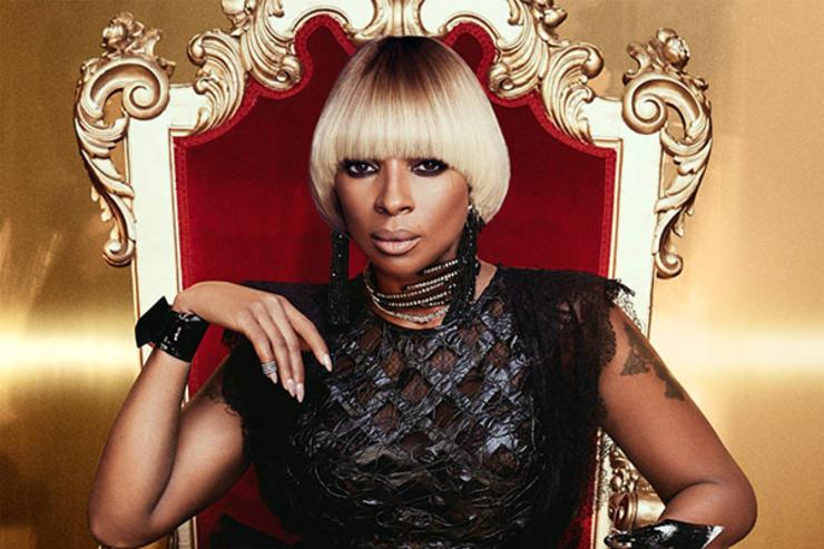 Mary J. Blige's New Album Features Kanye West, Missy Elliott, DJ Khaled