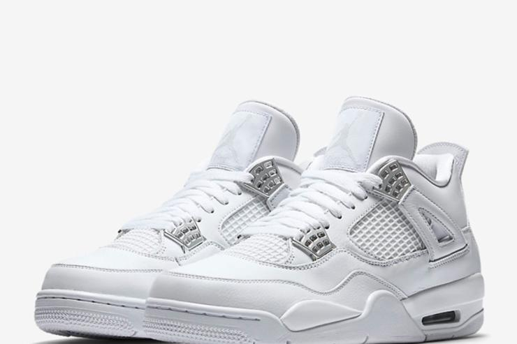 pure money air jordan 4 release date confirmed. Black Bedroom Furniture Sets. Home Design Ideas