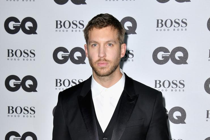Calvin Harris at GQ Men Of The Year Awards 2016 - Red Carpet Arrivals