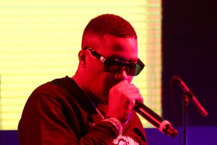 Nas Rolling Stone Live: Houston presented by Budweiser and Mercedes-Benz.