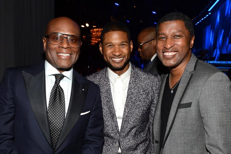 L.A. Reid The 55th Annual GRAMMY Awards - Pre-GRAMMY Gala And Salute To Industry Icons Honoring L.A. Reid - Show