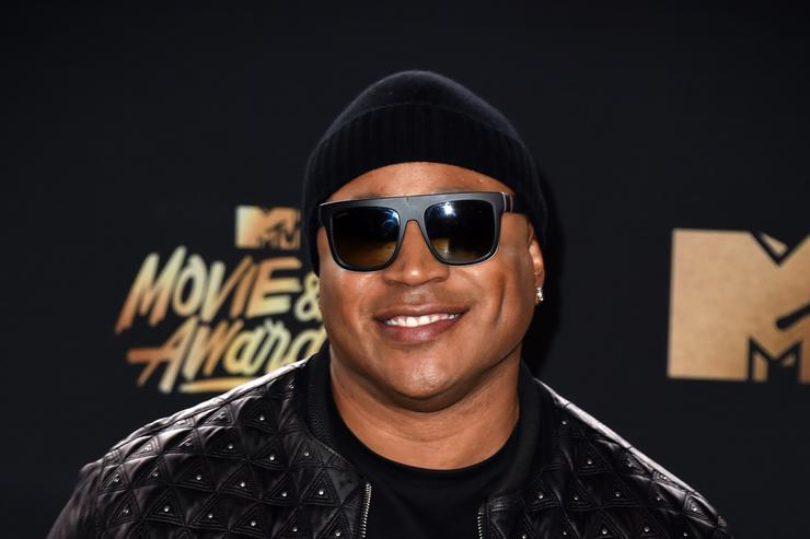LL Cool J 2017 MTV Movie And TV Awards - Arrivals