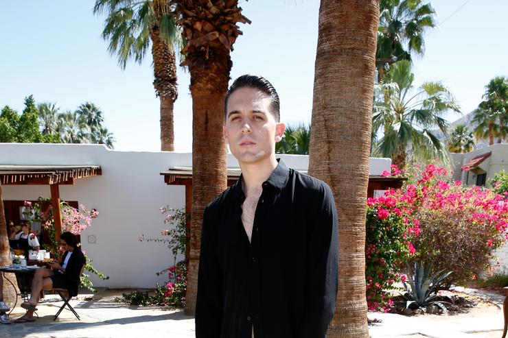 G-Eazy The Retreat Palm Springs 2016 - Day 1