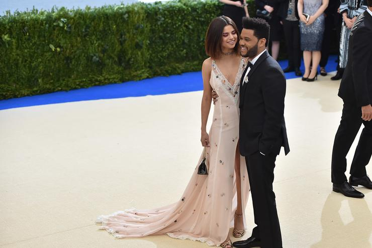Selena Gomez Calls Beau The Weeknd 'Cute' in Recent Q+A