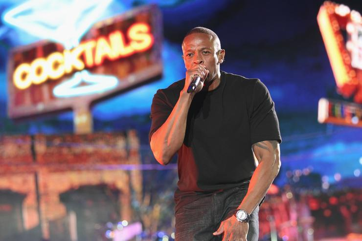 Guess who's back? Eminem 'working on new album with Dr Dre'